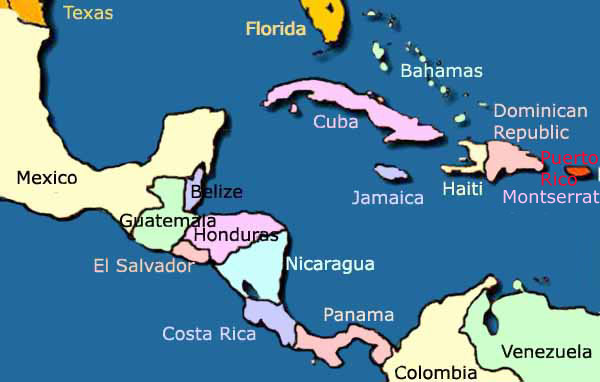 History - Costa Rica on u s military history central america map, federation of central america map, colonial latin america map, us and mexico map, central america caribbean map, physical regions of the united states map, blank us physical geography map, anglicanism england united states spread map, anglican church population map,